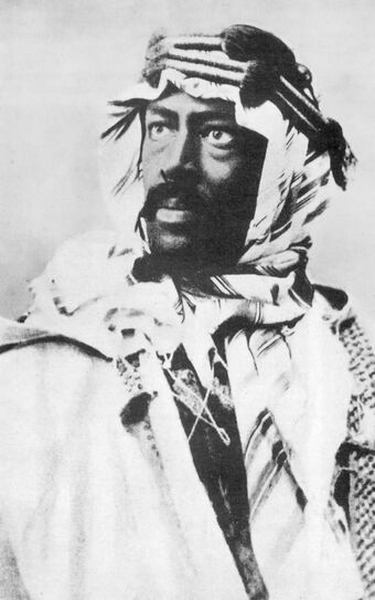 Stanislavski as Othello 1896