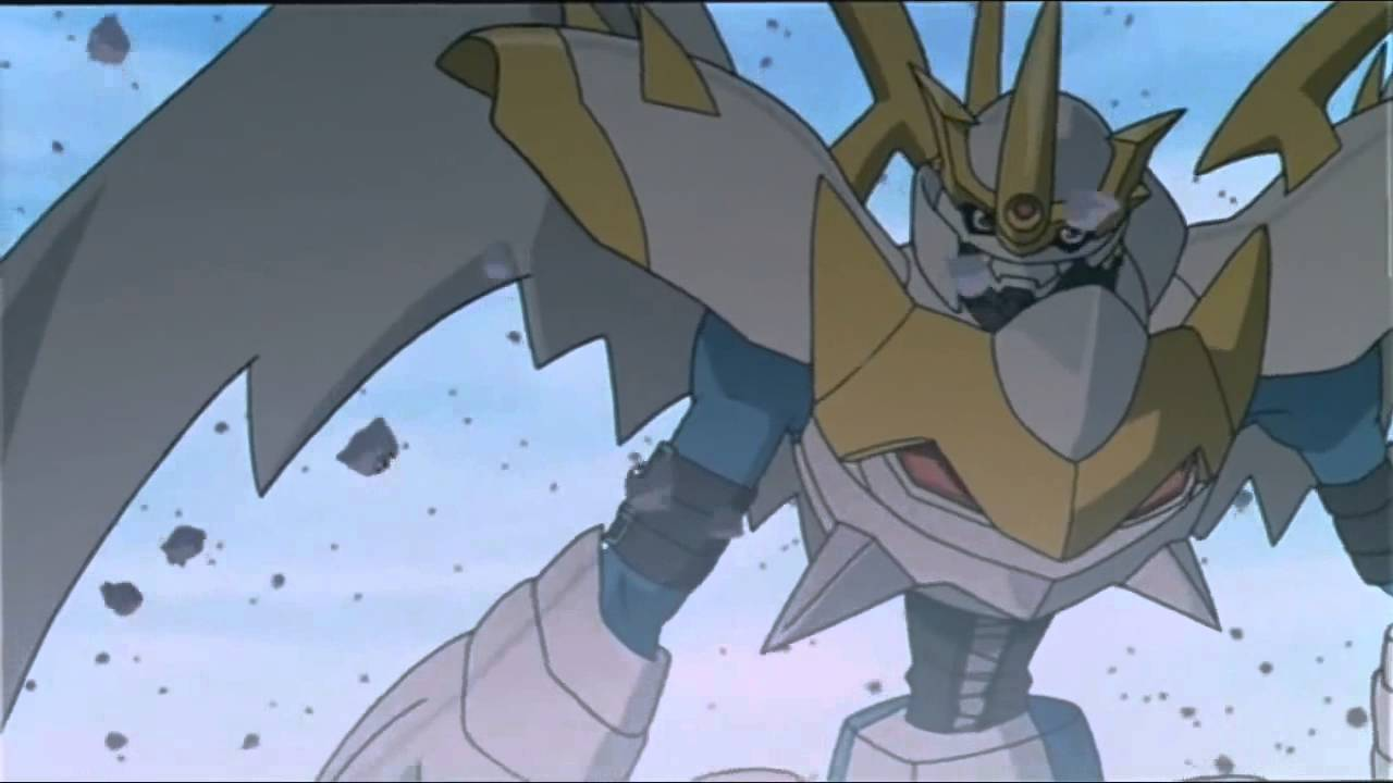 Imperialdramon Paladin Mode | Legends of the Multi ...