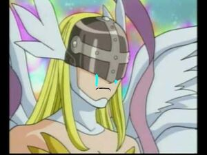 Angewomon sad