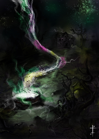 Colour out of Space by Ludvik Skopalik