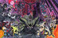 The All Dark Type Pokemon Rises