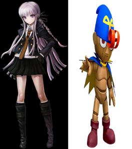 Kyoko and Geno