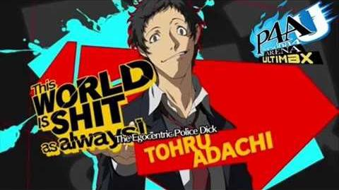 LOTM Armageddon Preview- Adachi's The Bad Guy