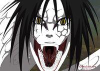 Orochimaru snake