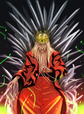 Aerys the mad king by pojypojy