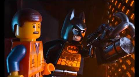 The Lego Movie - Batman's Song (Untitled Self Portrait)