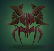 Demonic knight logo by skullwraith-d5kddw5
