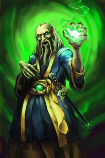 Nether Sorensen the Demon Prince | Legends of the Multi