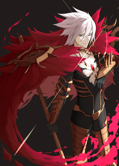 Karna fate apocrypha fate grand order and fate series drawn by nagihana 4d5a025ef18b3ea158ecf062f9fd623f