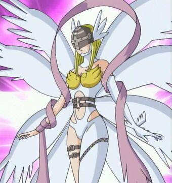 Angewomon | Legends of the Multi Universe Wiki | Fandom