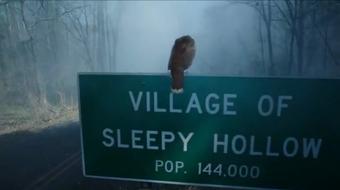 Sleepy Hollow sign