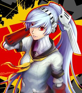 Labrys persona and 2 more drawn by dootmoon sample-cc4c4e72411ea06b1237aaf2d9a067a3