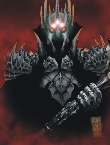 MORGOTH by Fabreeze