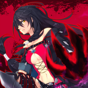 Velvet crowe tales of series and tales of berseria drawn by mzroas 9528c2aabad8d8f637771450ff03a437