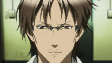 Tumblr static guilty crown-20-ouma kurosu-scientist-father-void-genome-apoc virus
