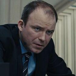 Bill Tanner (Rory Kinnear) - Profile