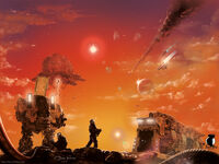 Burning suns the conquest of a galaxy by redan23-d5znqxh