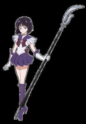 Sailor Saturn Season III