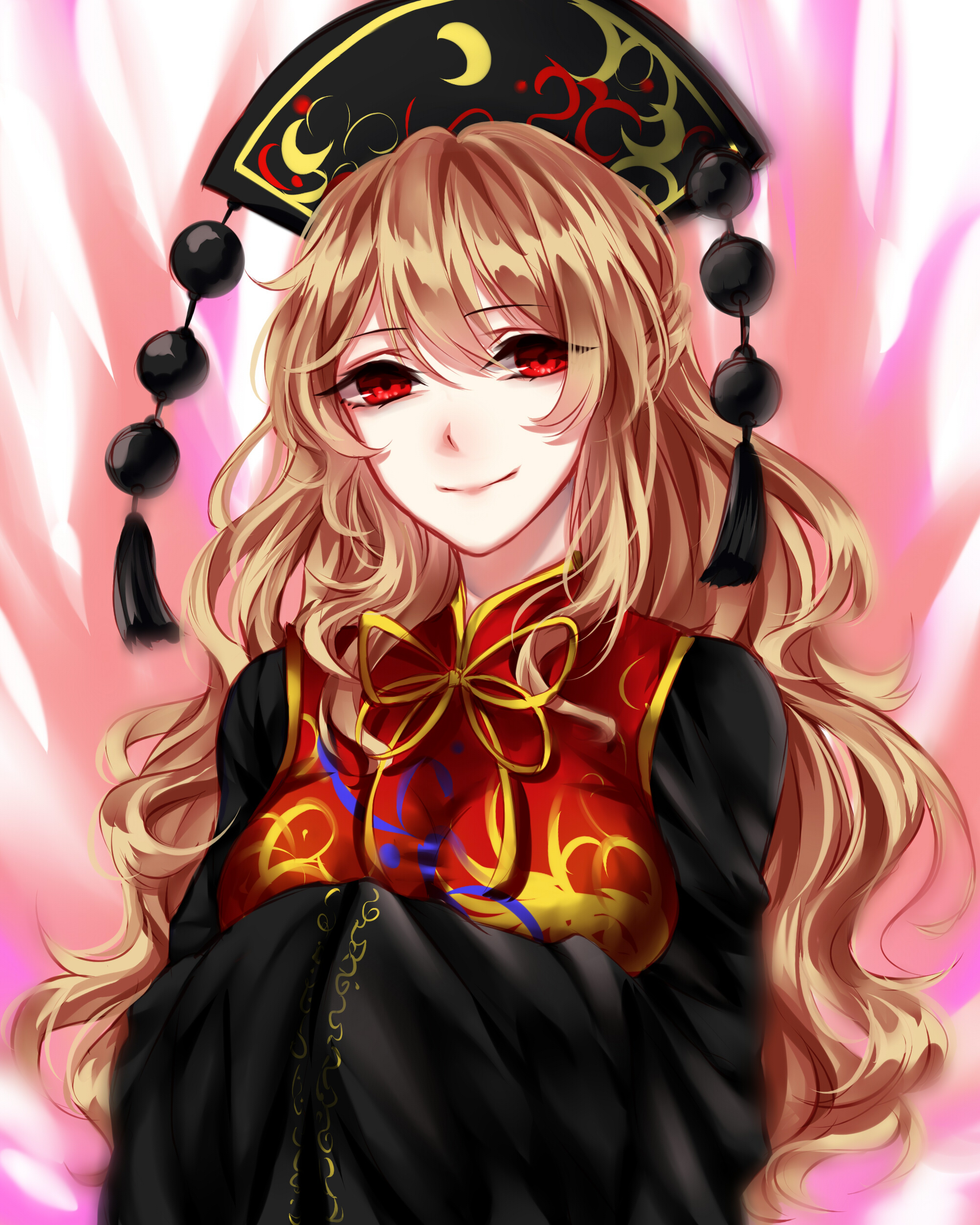 Legends Of The Multi Universe Wiki: Image - Junko.(Touhou).full.2005902.jpg
