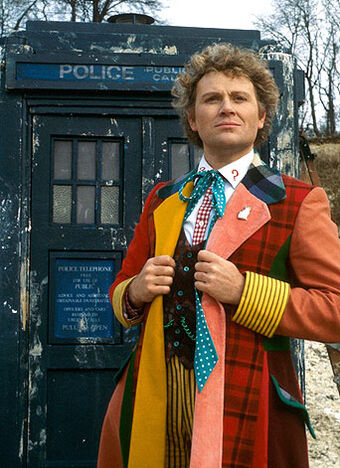 Dw - sixth doctor 5773