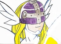 Angewomon happy super 2 and a half