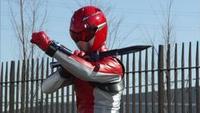 Beast Morphers Red Ranger