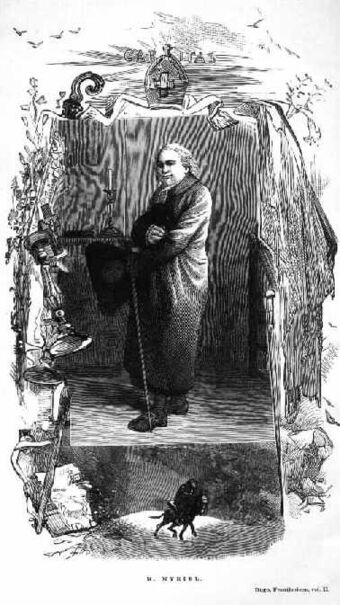 Bishop Myriel Les Miserables