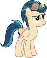 Indigo Zap Pony Form