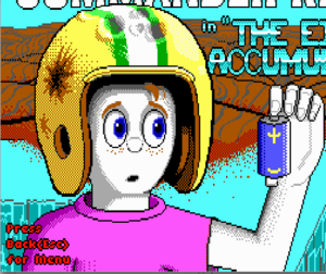Commander keen what have we here