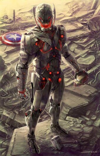 Ultron 001