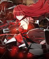 Crimson avenger by ticetice-d85pqhq