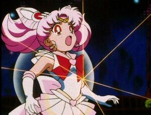 Sailor mini moon yeouch