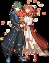 FEH Alm Lovebird Duo 01