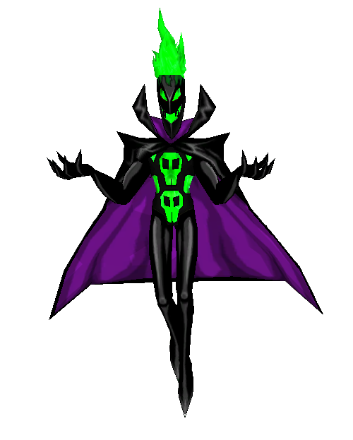 Legends Of The Multi Universe Wiki: Image - FusionFall Fusion Demongo.png