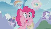 Season 8 promo image - Pinkie Pie freaking out