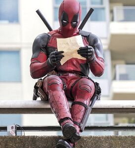 Deadpool read
