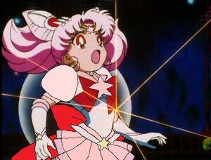 Sailor mini moon yeouch eternal