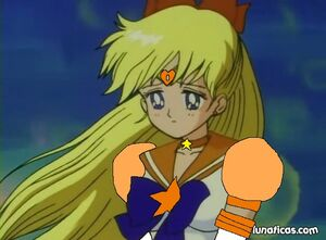 Sailor venus glum eternal
