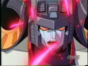 Starscream attack