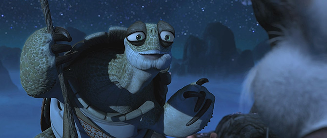 Master oogway legends of the multi universe wiki - Maitre kung fu panda ...