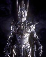Sauron half view