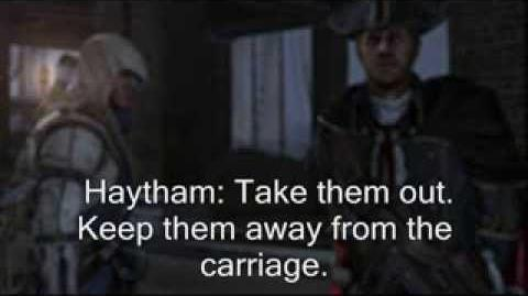 Blackpool part 13: Haytham Sneaky Plan 2: Distracting British Soldiers