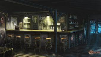 Motel bar by m wojtala-d3hujaz