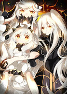 AbyssoniNorthern-Ocean-Hime-Kantai-Collection-Anime-Aircraft-Carrier-Oni-2179884