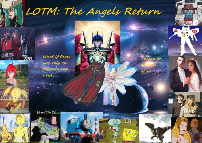 Lotm the angels return poster