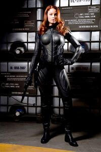 Scarlett G.I. joe Movie