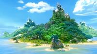 Sonics home Island Sonic Boom