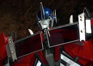 Optimus concerned
