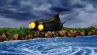 FFIV PSP Lunar Whale Cutscene