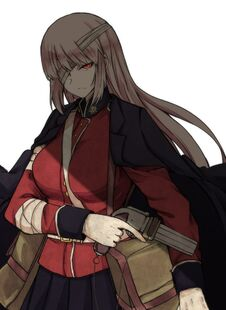 Florence nightingale fate grand order and fate series drawn by tsukamoto minori sample-f174d6aa0644a4e705d51460a381661c